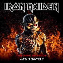 Iron maiden the book of souls live chapter review
