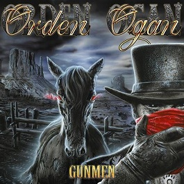 orden ogan new album gunmen gunman review