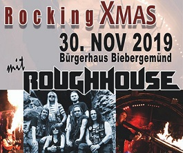 roughhouse rocking xmas christmas biebergemuend kassel heavyrocks