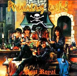 running wild port royal