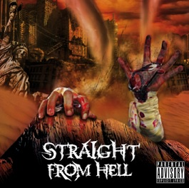 straight from hell album debutalbum cd music